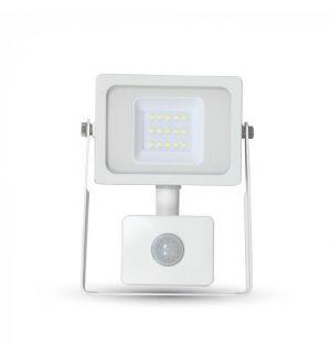 Projecteur LED 10W Blanc avec détecteur