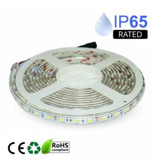 Ruban LED 12V 24W IP65 4.8W/M 500lm/M