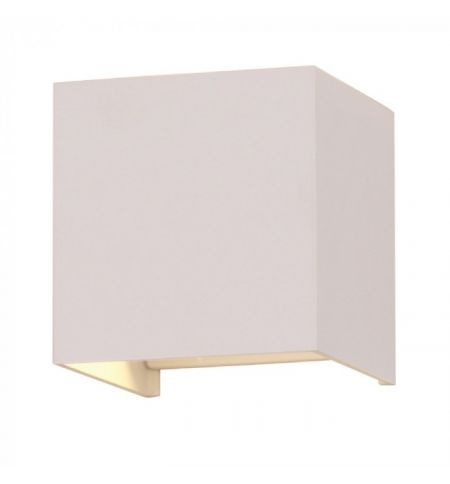 Applique Murale LED blanc cube