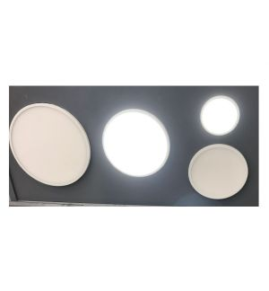 LED PANEL rond 6W