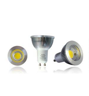Ampoule LED COB 4W-6W GU10-230V