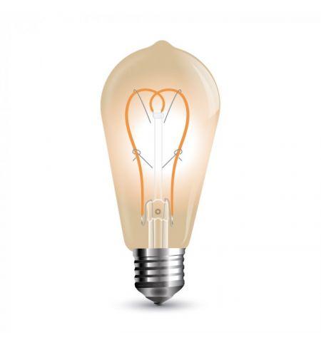 Ampoule led filament E27 ST64 5W