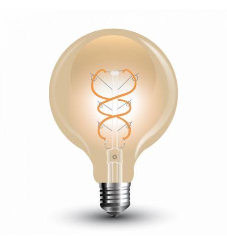 Ampoule LED E27 filament G95 5W