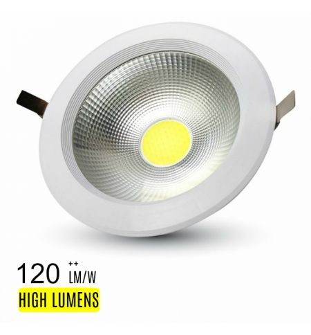 Spot réflecteur downlight 30W HIGHT LUMENS